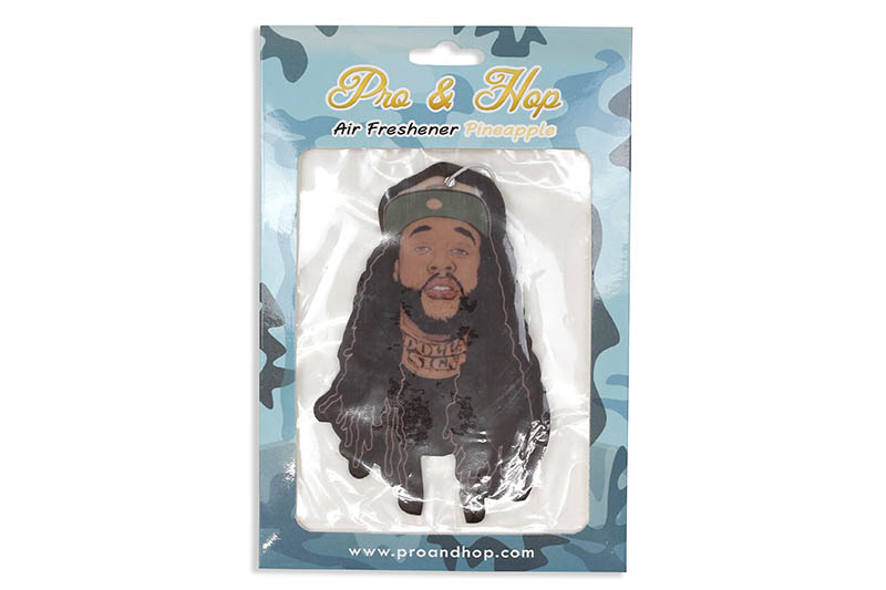 PRO & HOP AIR FRESHENER (PINEAPPLE:TY DOLLA SIGN)