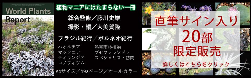 World Plants Report ex Japan