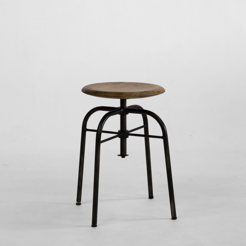 KURAGE Low Stool Oak
