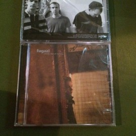 FUGAZI / Steady Diet of Nothing  CD