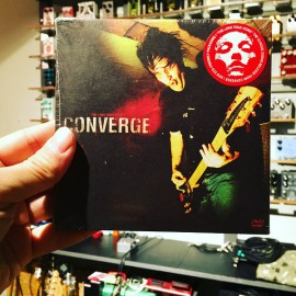 CONVERGE / The Long Road Home  2xDVD