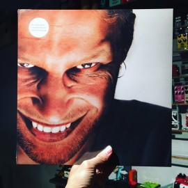 APHEX TWIN /  Richard D. James  LP+MP3