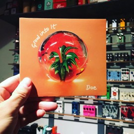 DOE / Grow into It  CD