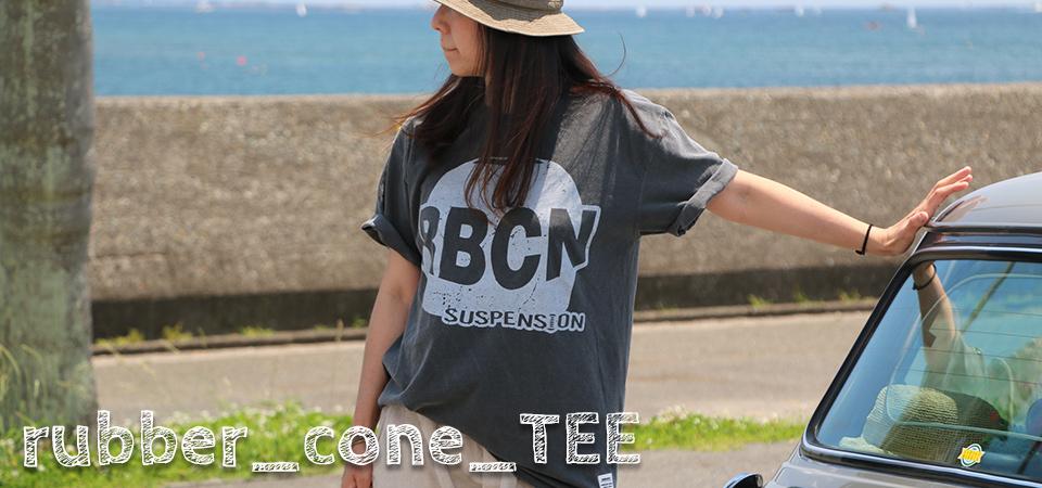 クラシックミニ ステアリング Tシャツ「Power IRU Steering Tシャツ」