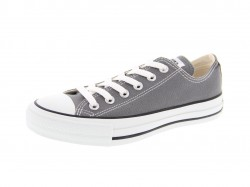 CONVERSE CANVAS ALL STAR OX - GRAY