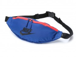 NIKE HERITAGE HIP PACK - NAVY