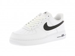 NIKE AIR FORCE 1 07 3 - WHITE/BLACK