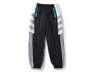 adidas Originals × DESCENDANT TRACK PANTS - BLACK