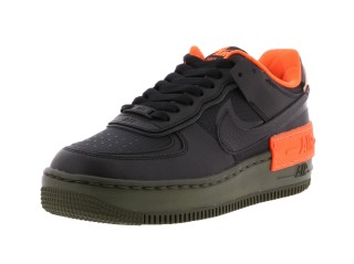 【SALE】NIKE W AF1 SHADOW SE - BLACK/CRIMSON/KHAKI/BLACK