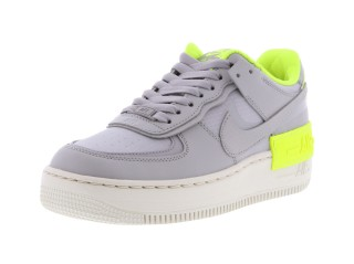 【SALE】NIKE W AF1 SHADOW SE - GRAY/BROWN/VOLT/GRAY