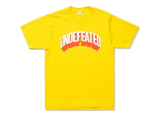 【2020SP】 UNDEFEATED 3D S/S TEE