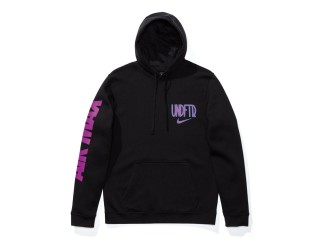 UNDEFEATED × NIKE AIR MAX 90 HOODIE - BLACK